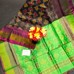 Soft Silk Pochampally Desings