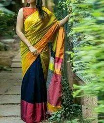 Bengal Handloom Mahapar Saree