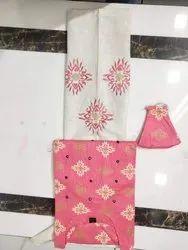 Straight Full Sleeve Cotton felx kurti. With pent embrodri, Wash Care: Machine wash