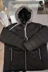 SANHOK Hooded Deginer jacket