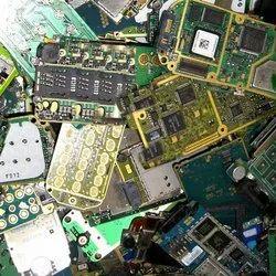 Golden Mobile board Hardware Scrap & camra scrap