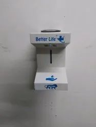 Automatic  battery operated  sanitizer dispenser