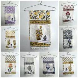 Meera Handicrafts Cotton Mix Cotton Stole