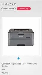 Canon Brother HL L2321D, For Office