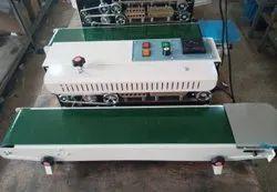 Notrogen flashing band sealer machines