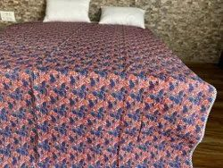 Indian Cotton Quilted Machine Bedspread AC Blankets