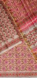 Vinayakam Exports Chanderi Dress Material