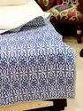 Handmade Kantha Machine Quilted Blankets