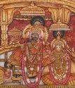 Govind Dev Ji Tanjore Painting