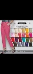 Cotton In many colours Paradise ladies pants, Waist Size: 32 waist to 42 waist
