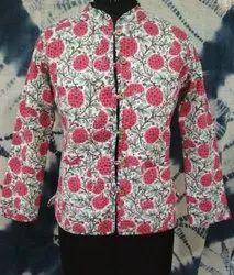 Vintage Kantha Quilts Jacket