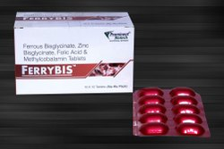 Ferrous Bisglycinate, Zinc Bisglycinate, Mecobalamin, Folic Acid