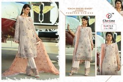 Pakistani Georgette Dress