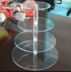 Acrylic Cake Stand 4 Layer