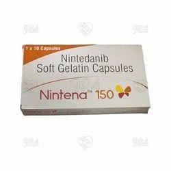 Nintena (Nintedanib 150mg), Treatment: Idiopathic Pulmonary Fibrosis