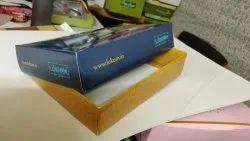 Plain Shirt Packaging Box