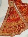 Marwadi Bridal Chunri Dupatta