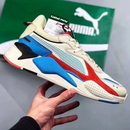 Men Running Shoes Puma RSX, Size: 6 -10