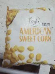 A Grade Yellow Sweet Corn, Gunny Bag, 1 kg