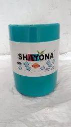 Plastic Blue Shayona Cool Jar, Size: 18ltr, Capacity: 18 Ltr