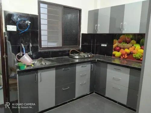 Upvc Modular Kitchen