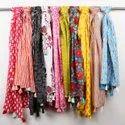 Meera Handicrafts 100% Printed Ladies Stole Scarf