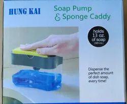 Soap Pump And Sponge