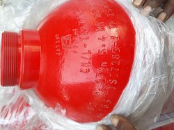 Stainless Steel hydrogen gas cylinder, 46.7LTR, 52