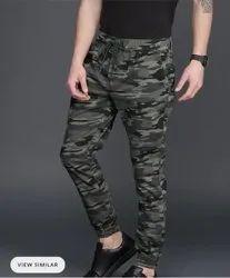 Cotton Sports Men'S Trousers