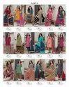 "44-45"" 35 Colour Mayur Khushi Vol 54 Cotton Dress Material, For Regular"
