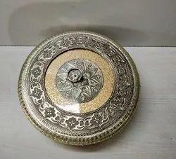 Wood Golden Wedding Gift Box, Size/Dimension: 8*8, Box Capacity: 1-5 Kg