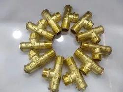 Brass ferrule 100 gm with controller