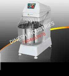30 Ltr  Spiral Mixer Machine