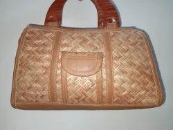 Bamboo clutch Clutch bag Ladies Purse