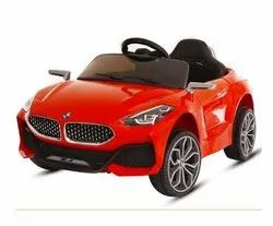 Red Battery Operated Ride On Car