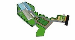 Master Planing For Industrial Parks