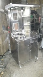 Shawarma Machine full Cabinate