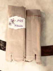 Imported Woolen Ladies Thumb Socks, Size: Free