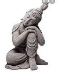 Marble Sleeping Buddha Statue