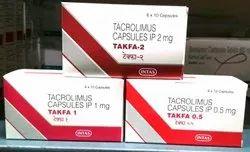 Takfa 1 Mg capsules