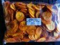 Peri Peri Yellow Banana Chips, Packaging Type: Packet, Packaging Size: Customizable