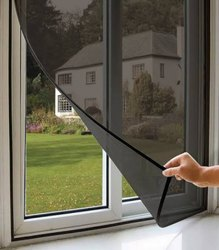 Glass Fibre Velcro Mosquito Net Window