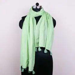 Ladies Designer Cotton Stole