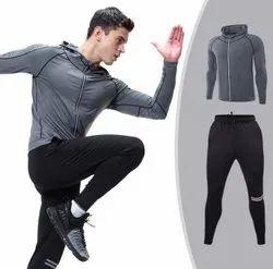 Running & Training Plain Men's Jogging Tracksuit