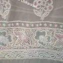 Chikankari Georgette Straight suit