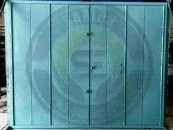 Mild Steel Swing Heavy Duty Security Door, Thickness: 5mm, Size: 1x1.5 Feet