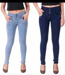 Ladies Jeans Combo Set