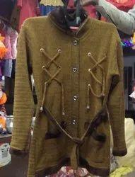 ladies koti woolen