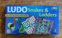 Ludo & Snake n Ladder Board Game