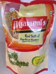 Agarwal Besan Bikaneri Bhujia Namkeen, Packaging Type: Pouch, Packaging Size: 200 Gm & 400 Gm